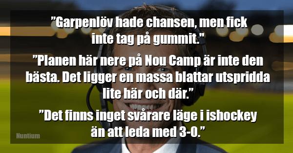 Sportcitaten : 15 roligaste sportcitaten genom tiderna u2013 minns du dessa? nuntium.se