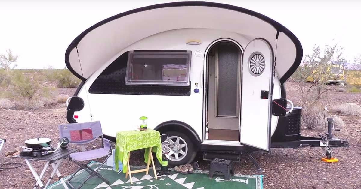 litet kylskåp till husvagn