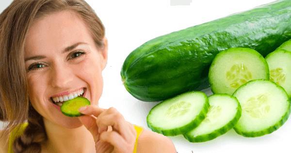 vad innehåller gurka