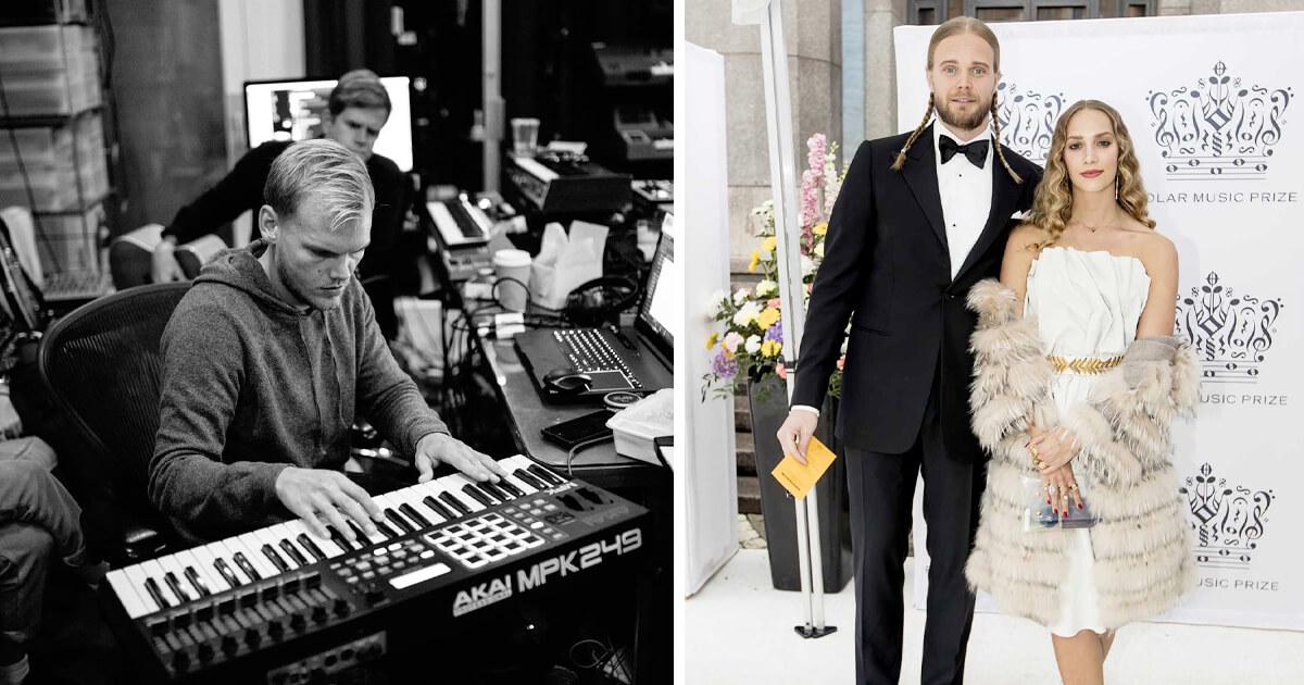 Aviciis nya låt Tough love med Agnes Carlsson och Vincent