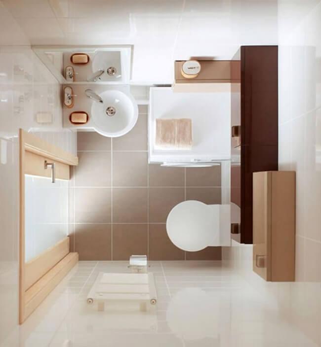 duschkabin för små utrymmen