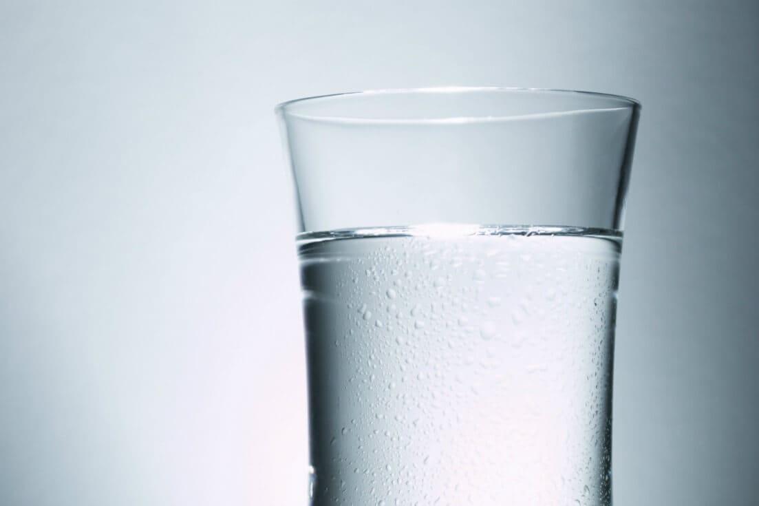 dricka saltat vatten
