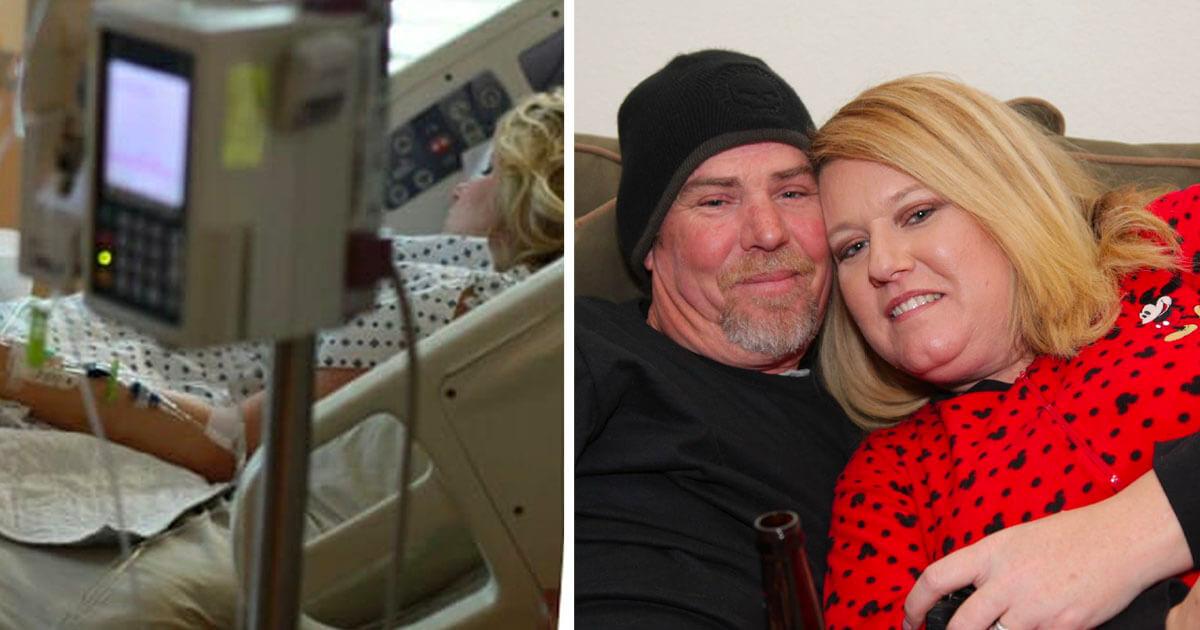 Otroligt Frun ligger i koma - när sladden ska dras ur viskar maken  sanningen i hennes öra och då kämpar hon sig tillbaka 7bc237ce6a17d